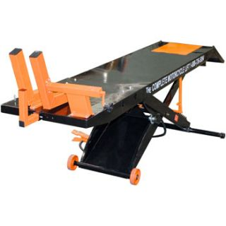 1500 lb Motorcycle Lift Table Jack Stand Shop