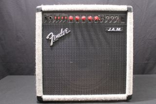 Fender J A M Electric Guitar Amplifier 75 Watts 12 Speaker