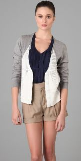 Nanette Lepore Fly Away Cardigan Sweater