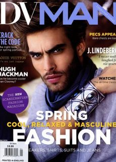 DV Man Magazine 5 Fashion Hugo Sauzay Jon Kortajarena