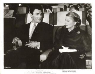 Joan Fontaine Jack Palance Flight to Tangier 1953