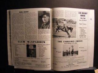 1959 Rodeo Sports News Annual