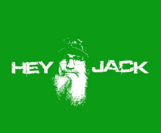 Hey Jack  Green Uncle SI SI Funny Commander Hunting T Shirt