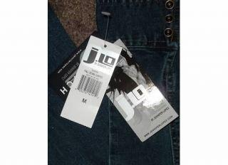 Brand New J Lo Full Denim Jumpsuit NWT