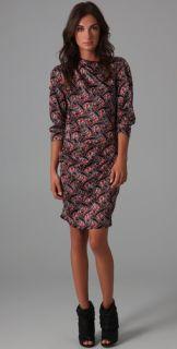 Thakoon Draped Front Dress