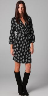 Diane von Furstenberg Nove Wrap Dress