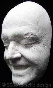 Jack Nicholson Smiling Life Mask The Shining Batman Joker as Good as