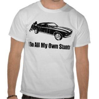 Chevrolet Camaro 1967 SS 396 Tee Shirt de