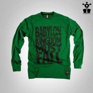 Rasta Reggae Tee Jamaica Jamaican T Shirt Vida Marley Music Lion of
