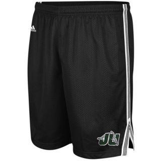 Adidas Jacksonville University Dolphins Black Lacrosse Mesh Shorts M
