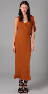Alexander Wang Cowl Neck Dress