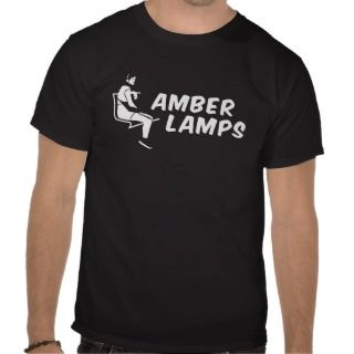 Amber Lamps_white T shirt