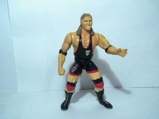 Owen Hart 1996 Jakks Pacific WWE Wrestling Figure Loose