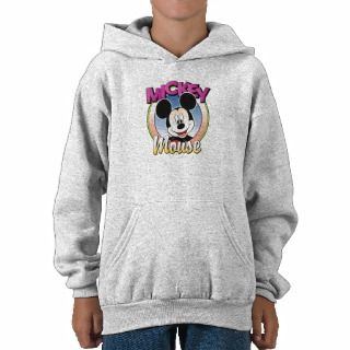 Disney Mickey & Friends Mickey Hooded Sweatshirts