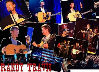An Old Time Christmas by Randy Travis & A Country Christmas 98 by Var