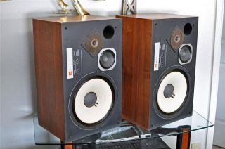 Century L 100 Vintage Classic Legendary Speakers L100 James B. Lansing
