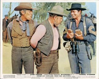 Waterhole 3 James Coburn Carroll OConnor Claude Akins