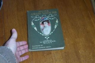 1908 Home Again with Me by James Whitcomb Riley