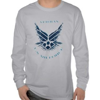 USAF Veteran T Shirts