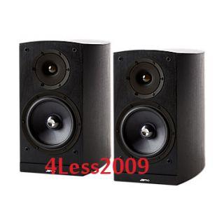 Black Jamo Concert Series Main Bookshelf Speaker C803B Pair New