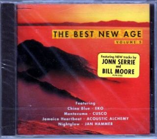 Best New Age Vol 5 Cusco Jan Hammer Neal Schon SEALED
