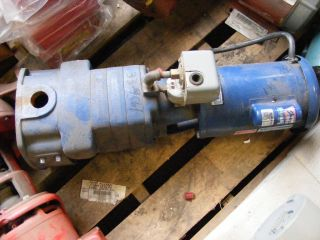 New Jacuzzi Jet Pump and Motor 15JX4 s F