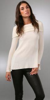 alice + olivia Off the Shoulder Sweater