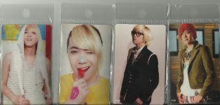 Travel card sticker Justine Bieber /Lady GaGa/JYJ /炎亞綸 /Super