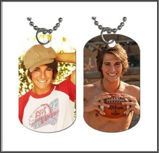 James Maslow Big Time Rush BTR Dog Tag Necklace 2 Sided