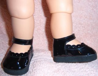 Mary Jane SHOES 4 13 Galoob Baby Face DOLL Susie Natalie Sandi Dee D