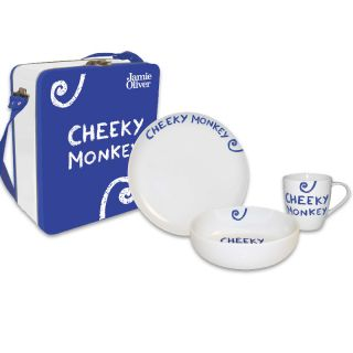 Jamie Oliver Cheeky Monkey Dining Gift Set