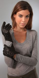 Mackage Jaclyn Leather Gloves