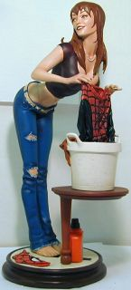Marvel Slideshow Collectibles Limited Edition Mary Jane Comiqette