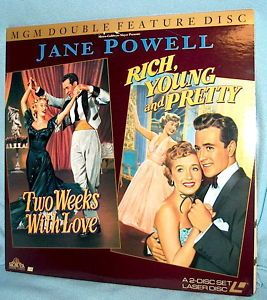 Two Weeks with Love Jane Powell with Rich Young Pretty