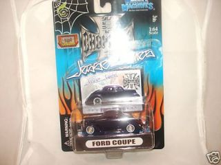 West Coast Choppers Jesse James Ford Coupe 1 64
