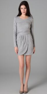Juicy Couure Long Sleeve French erry Dress