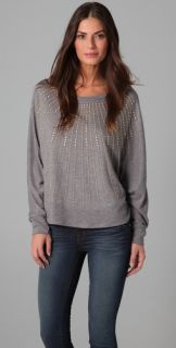 Tbags Los Angeles Studded Sweater