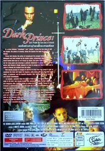 Dark Prince True Story of Dracula Jane March RARE DVD