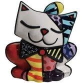 Ceramic Cookie Jar Canister Cat Design by Westland Giftware