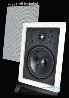 JBL L226W STUDIO L SERIES 6 5 2 WAY 125W IN WALL FULL RANGE HOME AUDIO