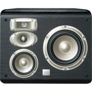JBL L820 BK Studio Series Bookshelf Speaker System 050036909563