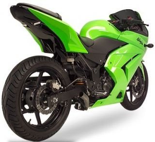 08 12 Kawasaki Ninja 250 Hotbodies Undertail Kit Factory Color Match