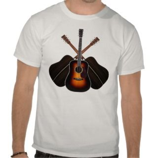 Gibson Flying V Black and White Guitar Shirt