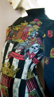Jean Paul Gaultier Small Size T Shirt Dress Junior XS