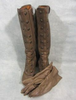 The Box Norma Lewis Cameron Diaz Screen Worn Frye Boots