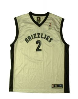 Jason Williams Throwback Memphis Grizzlies Jersey XL