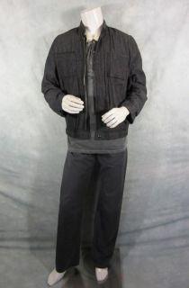 Terra Nova Jim Shannon Jason OMara Screen Worn Jacket Shirt Pants