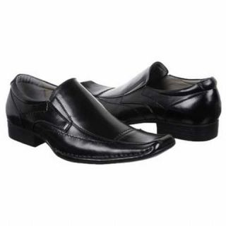 Steve Madden Jaredd Black Mens Dress Shoes Size 12 M
