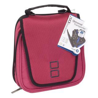 Official DS Lite DSi XL 3DS 3DSXL Universal Transporter Travel Case