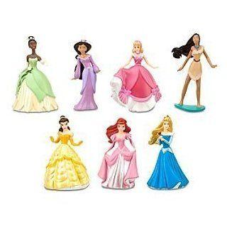 Disney Princess Aurora Jasmine Ariel Tiana Pocahontas Cinderlla